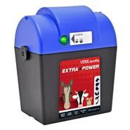 """VOSS.farming """"Extra Power 9V"""" - batteriaggregat elstängselaggregat 9 V"""