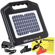 """Solcellsaggregat """"Sunny 800"""", inkl. laddningsbart batteri, extra stark, VOSS.farming"""