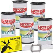 43470.5-1-elstangselband-classic-200-m-10-mm-4-x-0-16-rostfria-tradar-vitt-5-pack-5-bandskarv-varnin
