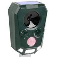 VOSS.sonic 2200 Djurskrämma ultraljud solcellsdrift, kattskrämma, viltskrämma