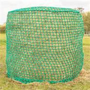 Rundbalsnät 1,40 m, maskstorlek 4,5 cm, hönät för rundbal, slow feeding hönät, VOSS.farming