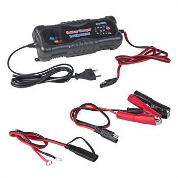 Batteriladdare till laddningsbart batteri på 12 V
