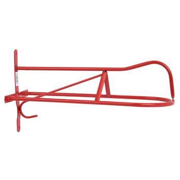 Sadelhållare för western-sadel, röd,VOSS.farming