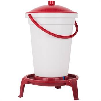 Vattenautomat på ben, med bärhandtag, 24 liter