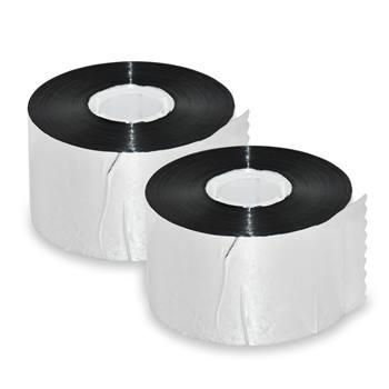 2x VOSS.icefree Aluminiumtejp 50 m x 5 cm till värmekabel, tillbehör frostskyddskabel