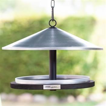"""Fågelbord """"Skagen"""" - stilig och snygg fågelmatare för upphängning"""