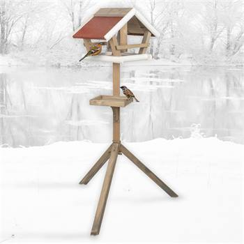 "Fågelbord ""Birdy"" inkl. stativ, VOSS.garden"