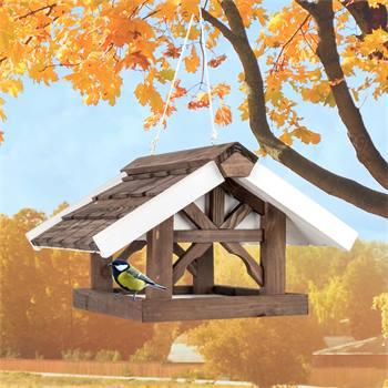 """Fågelbord """"Jane"""", fågelbord i trä för upphängning, VOSS.garden"""