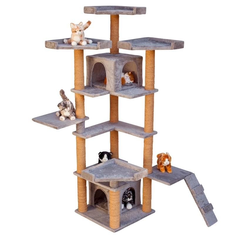 26613-1-katträd-klösträd-karate-cat-ljusgrå-klösmöbel-VOSS.PET.jpg