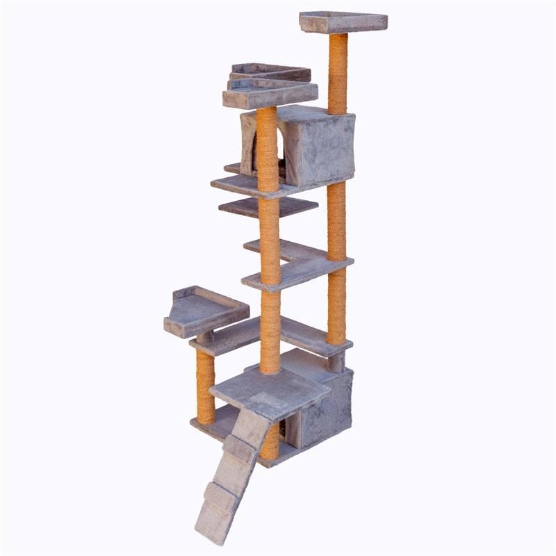 26613-3-10-katträd-klösträd-karate-cat-ljusgrå-klösmöbel-VOSS.PET.jpg