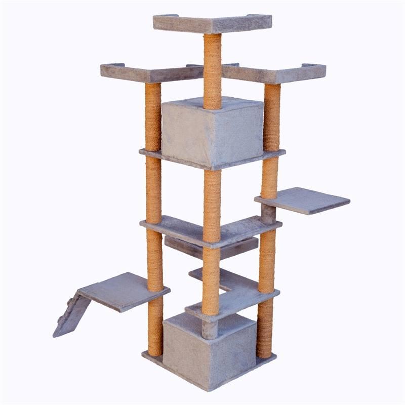 26613-4-11-katträd-klösträd-karate-cat-ljusgrå-klösmöbel-VOSS.PET.jpg