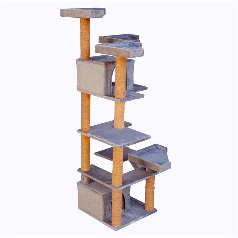 26613-5-12-katträd-klösträd-karate-cat-ljusgrå-klösmöbel-VOSS.PET.jpg
