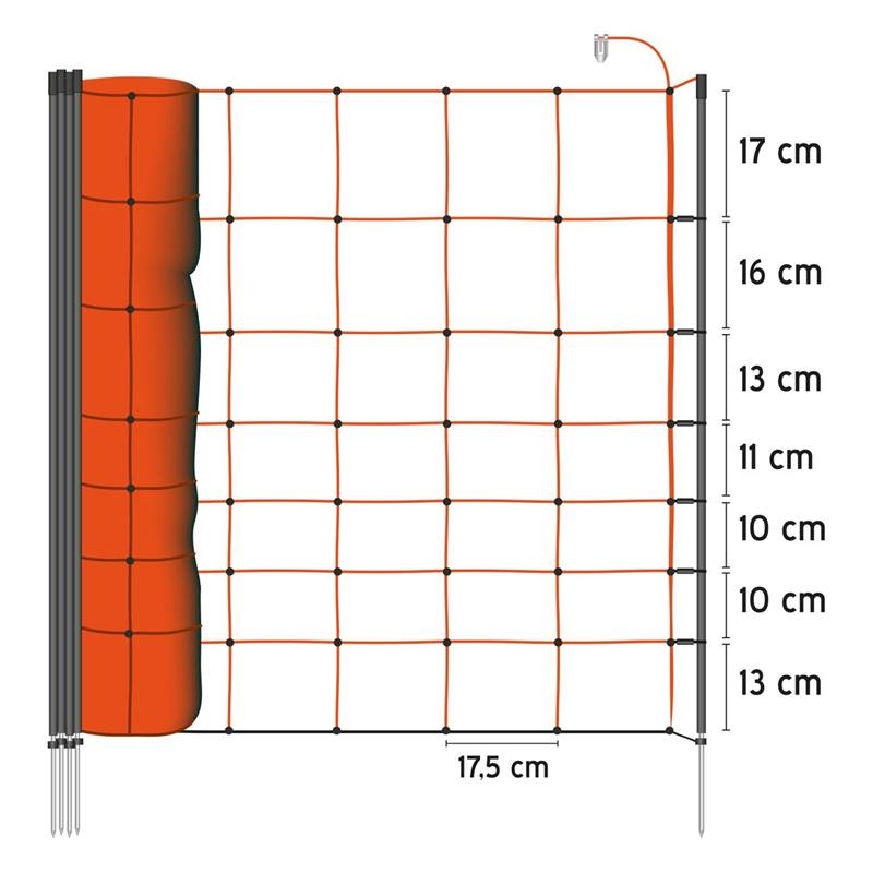 29270-2-voss.farming-farmnet-50m-electric-fence-sheep-net-90cm-15posts-1spike-orange.jpg