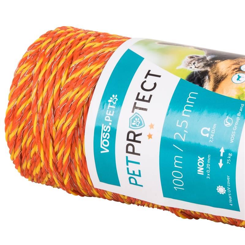 42495-VOSS.PET-Petprotect-Elektrozaun-Elektro-Litze-gelb-orange.jpg