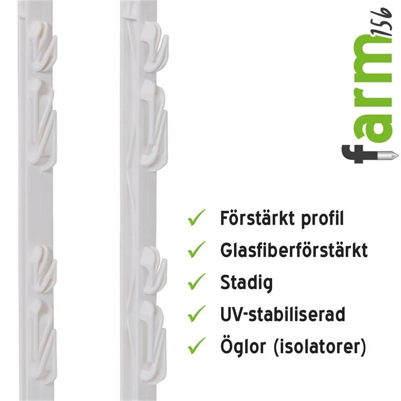 44462-2-vita-plaststolpar-staketpinnar-häststängsel-rådjursstängsel-viltstängsel-stolpar-UV-stabilis