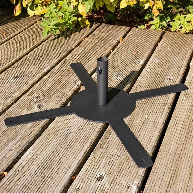 930346-2-markfäste-botenplatta-till-stolpe-fågelbord-svart-metall.jpg