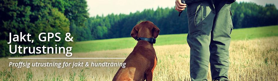 Jakt, GPS & Utrustning för proffs