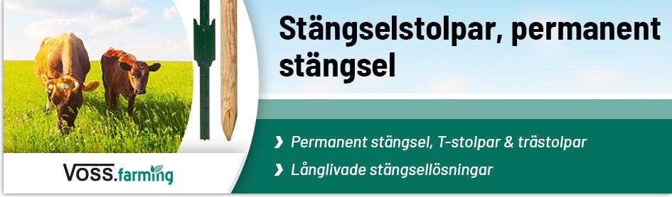 T-stolpar & Tillbehör