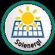 Lämpligt till solcellsdrift