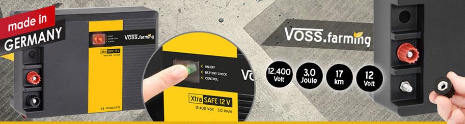 VOSS.farming Xtra SAFE 12 V